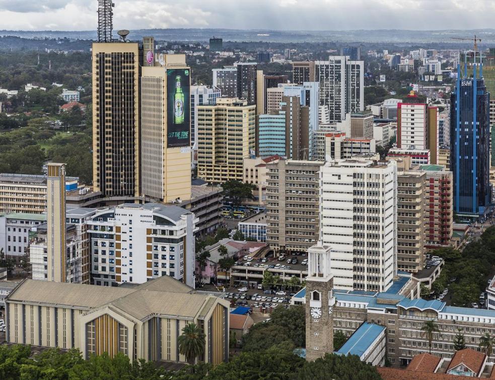 La France en lice pour décrocher un gros contrat urbain au Kenya