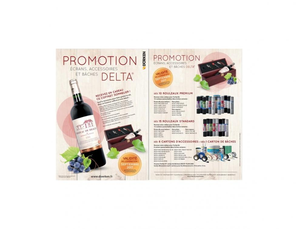 Promotion annuelle écrans DELTA®