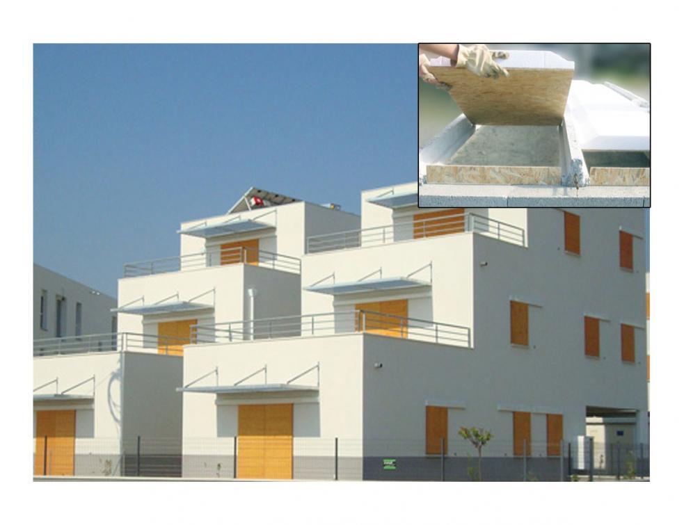 Toiture-terrasse : Pont thermique et étanchéité à l'air. Attention aux moisissures !