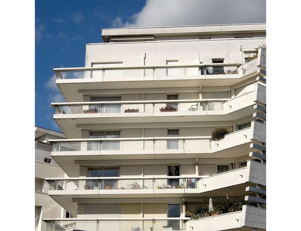 Conduits de fumées Poujoulat pour chaudières individuelles gaz en logement collectif