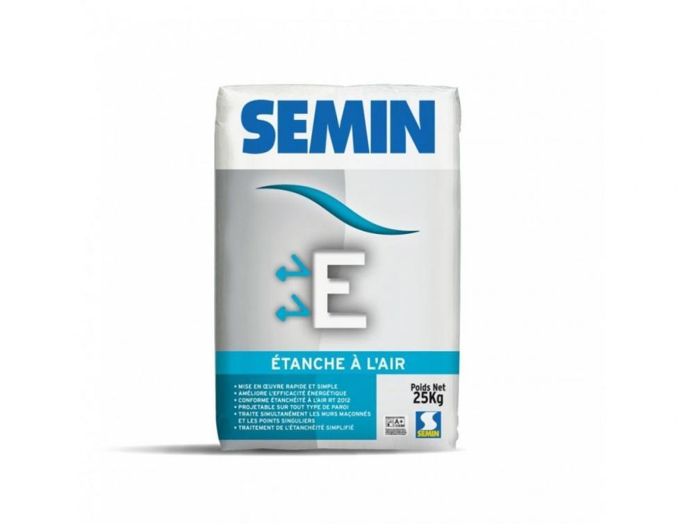 SEMIN E, la réponse pour le traitement de l'étanchéité