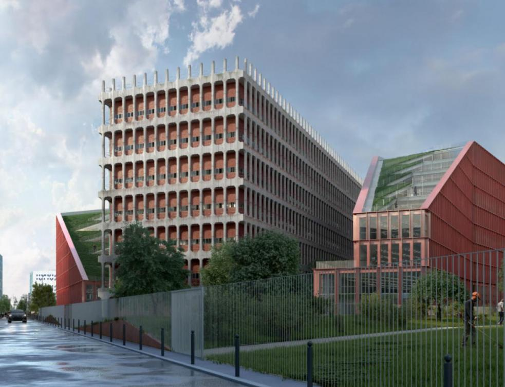 Un nouveau campus à Lyon Part Dieu pour les 3000 salariés d'Orange
