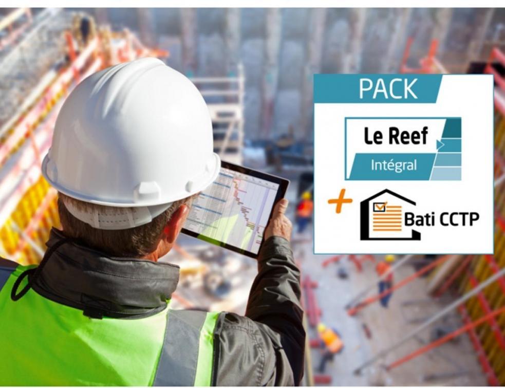Le Reef et Bati CCTP : 2 outils complémentaires !