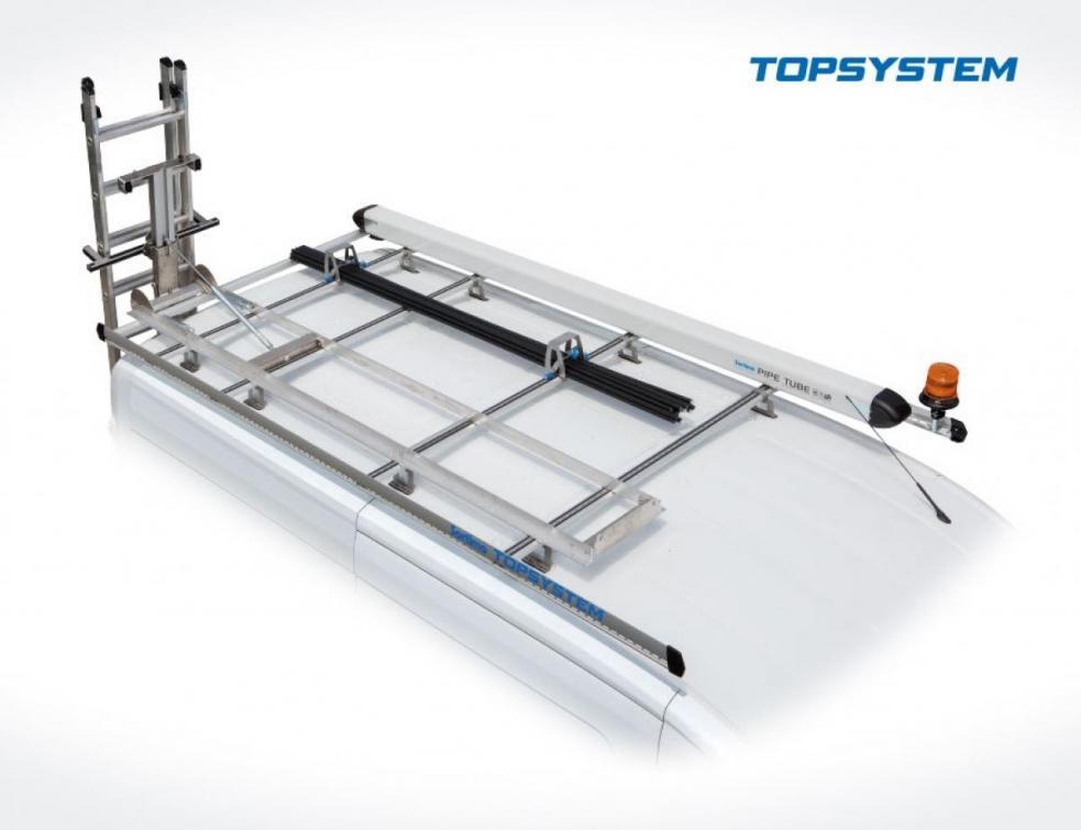 TOPSYSTEM : la galerie de toit à la carte