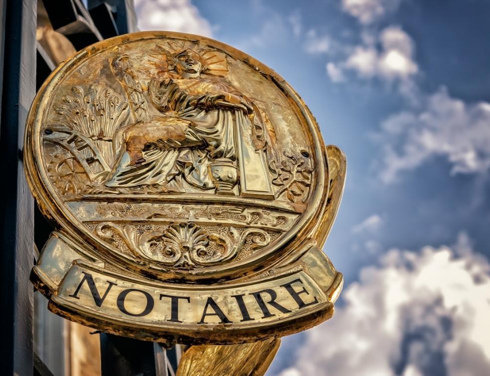 Notariat : le nouveau président veut mettre fin à la libéralisation de la profession