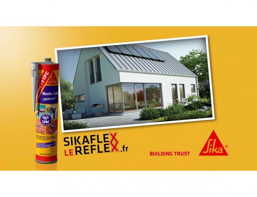 Sika crée le Réflex Sikaflex
