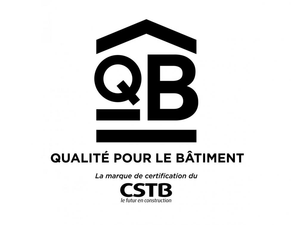 ACODI reçoit son certificat QB – Qualité pour le bâtiment