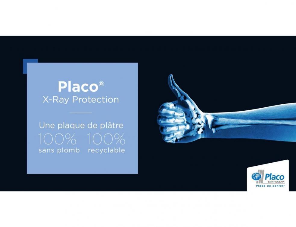 Protection contre les rayons X dans le milieu médical