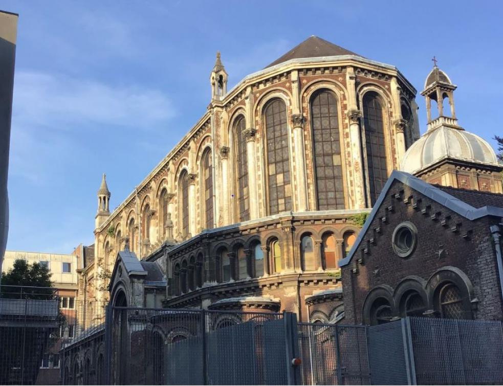 L'Etat refuse le classement d'une chapelle vouée à la démolition à Lille