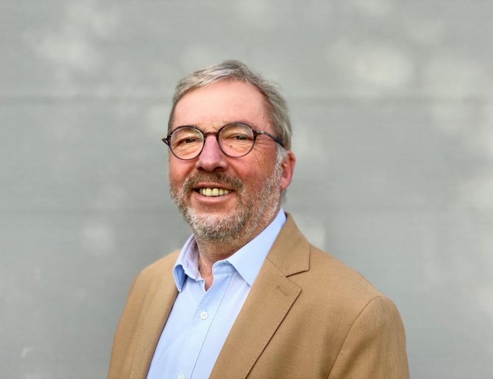 Grand Entretien avec Christian Moricet, le nouveau président des carreleurs