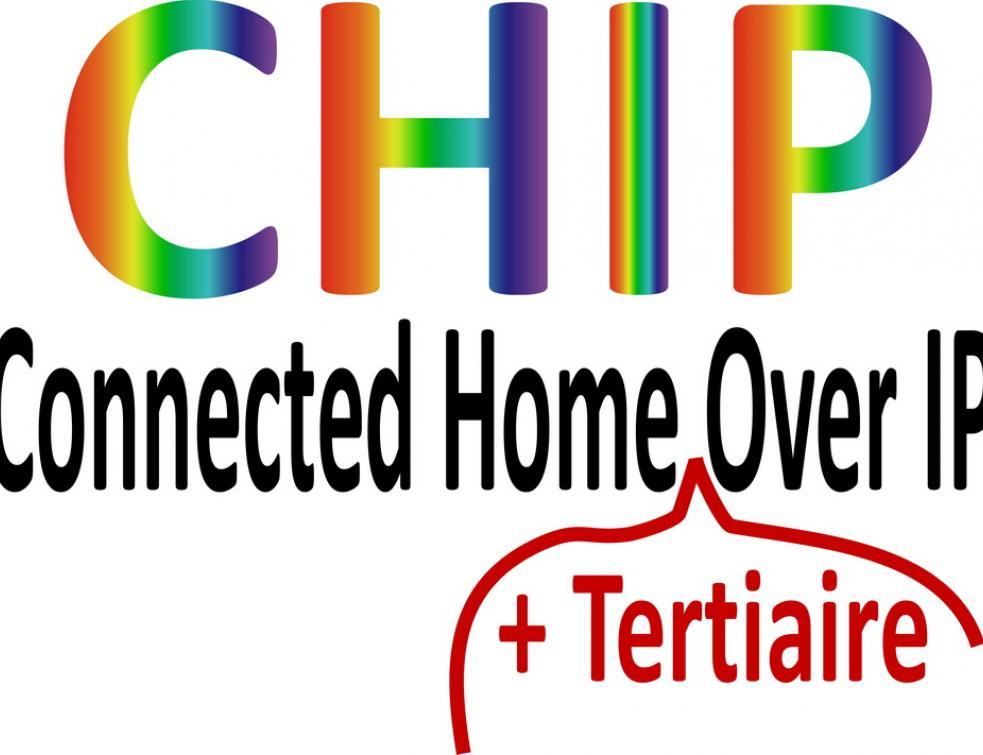 CHIP (Connected Home Over IP), la nouvelle couche applicative universelle, s'étend vers le Tertiaire