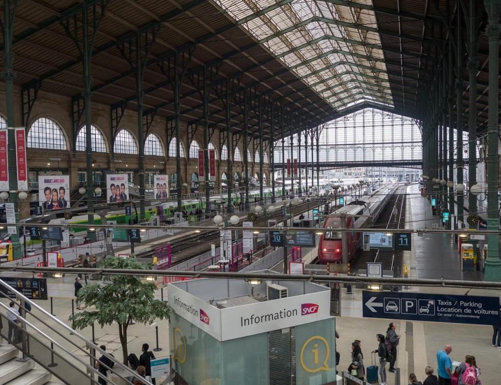 Gare du Nord : le projet de rénovation revu à la baisse