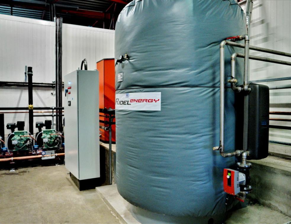 Ridel Energy obtient un Titre V pour la récupération de chaleur sur les groupes froids