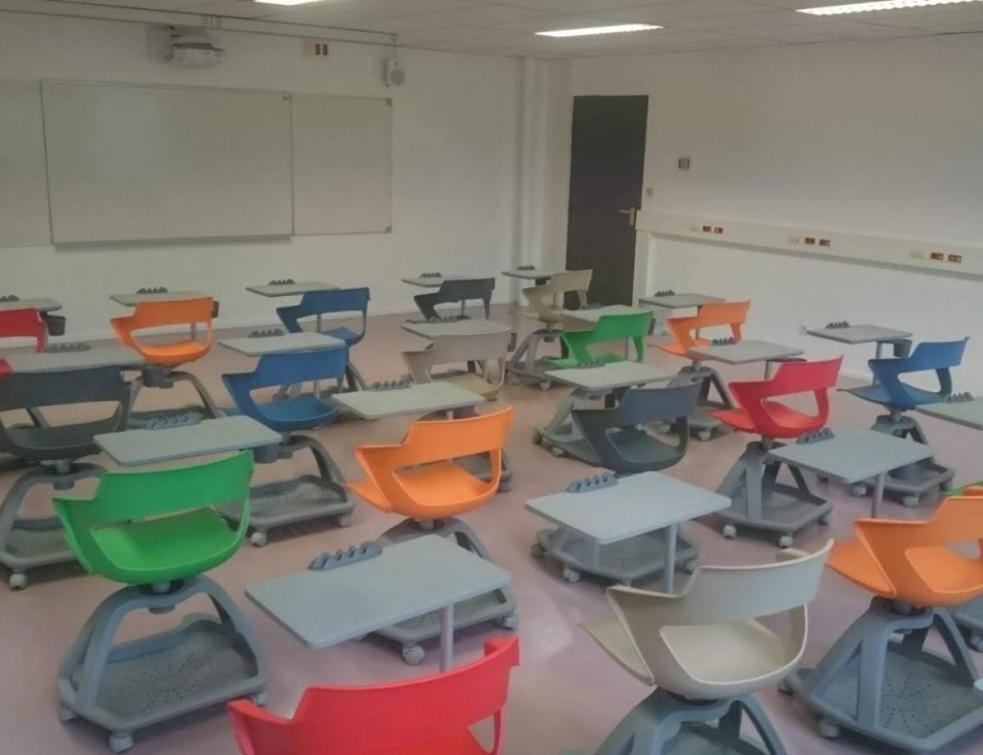 Bâtiment scolaire : pourquoi choisir une chaise ergonomique ?