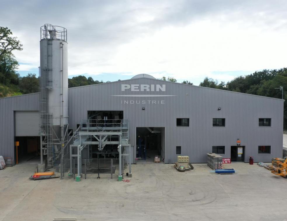 Le bloc isolant rectifié de Perin poursuit sa progression en Bretagne