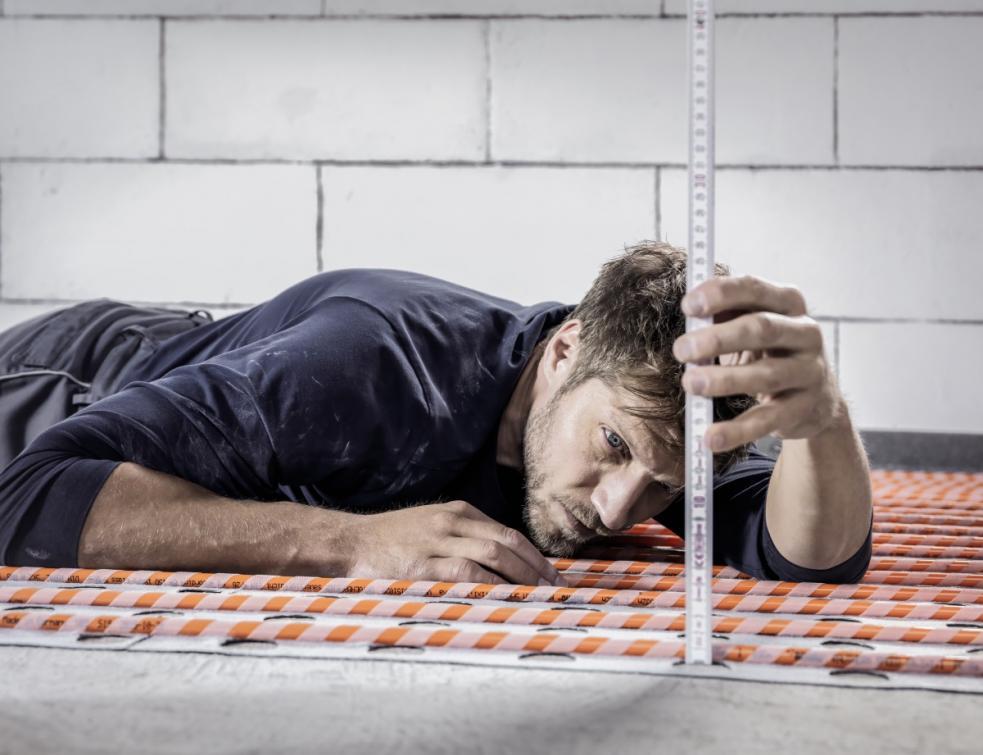 RAUTHERM SPEED RENOVA le plancher chauffant-rafraichissant idéal pour la rénovation