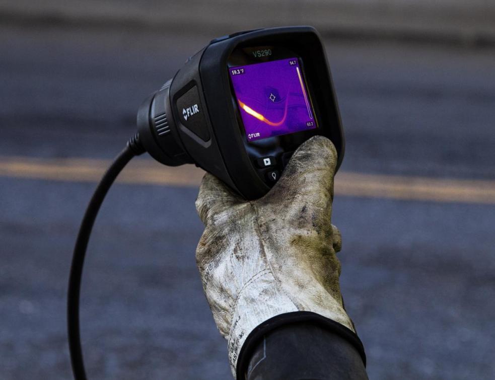 FLIR Systems présente le premier vidéoscope thermique et vidéo du secteur