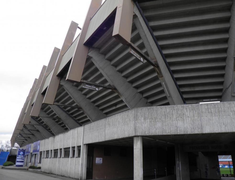 Le cabinet anglais Populous rénovera le stade de la Meinau à Strasbourg