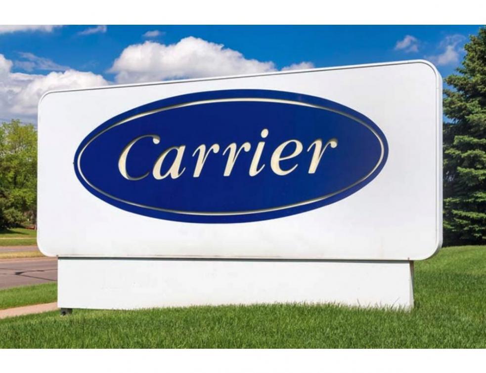 Carrier prévoit de réduire l'empreinte carbone de ses clients de plus d'une gigatonne