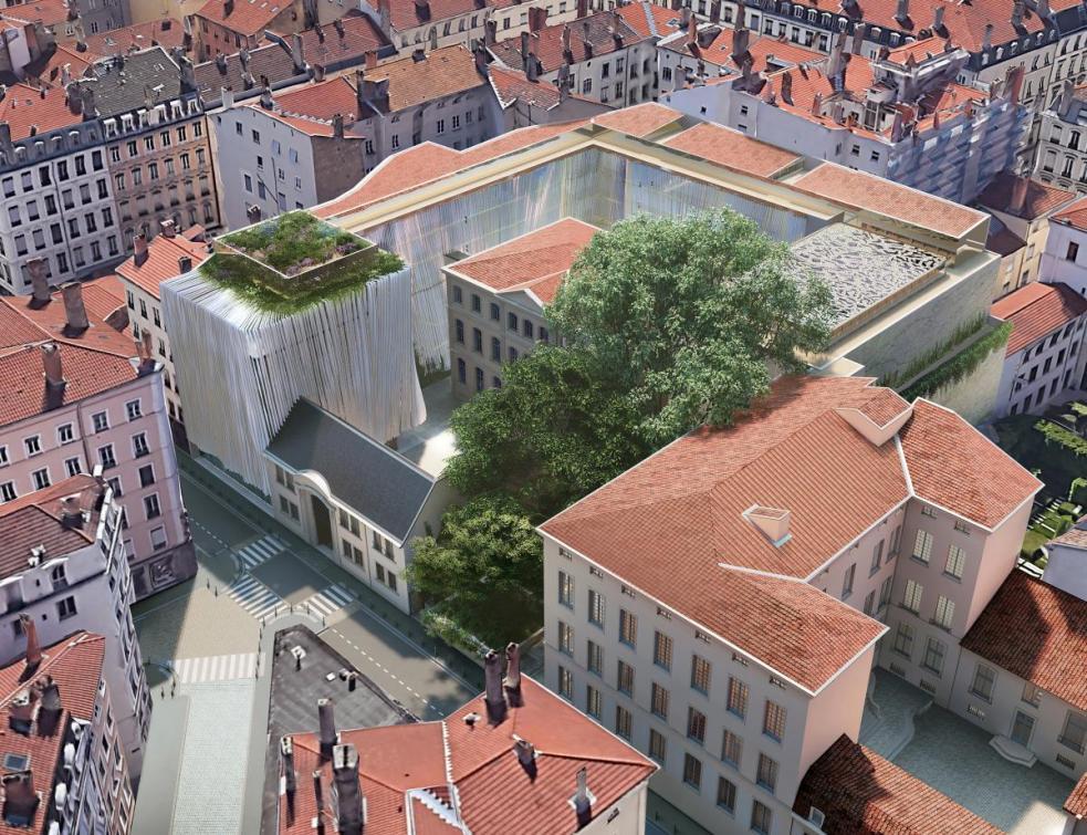 L'architecte star Rudy Ricciotti remodèlera le musée des Tissus de Lyon