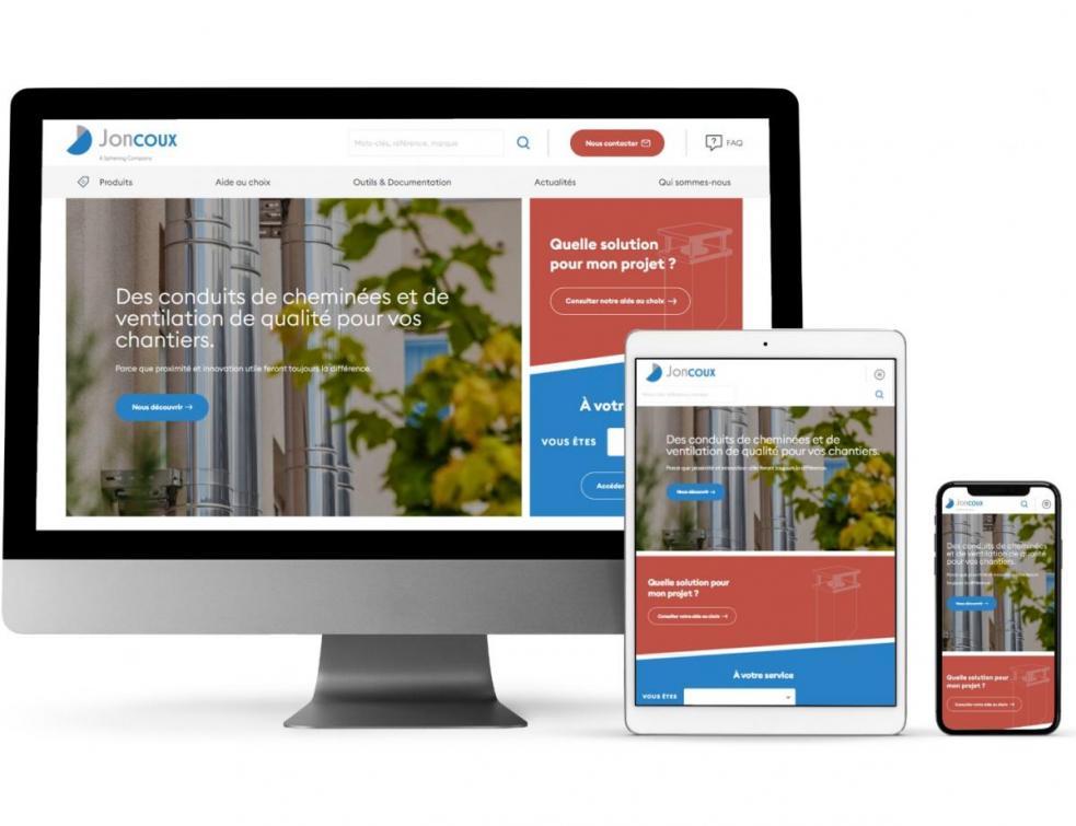 Découvrez le site Internet Joncoux et tous les plus de nos services en ligne
