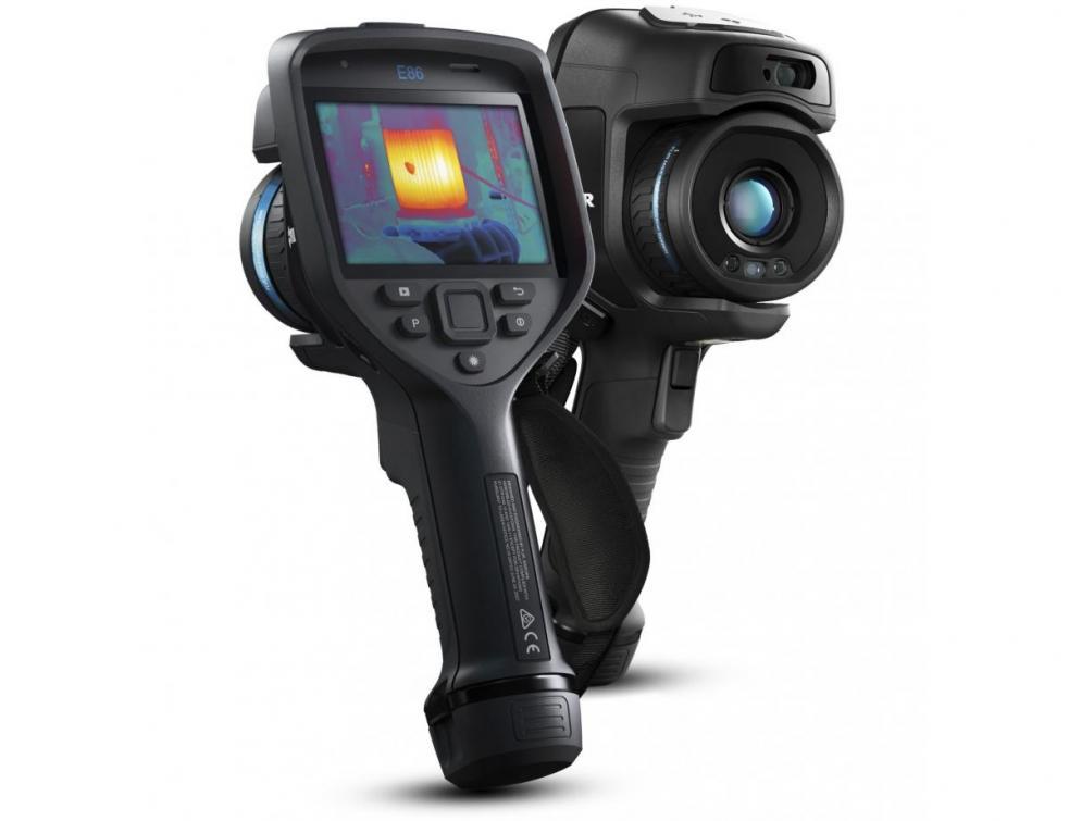 FLIR Systems annonce l'ajout de quatre nouvelles caméras thermiques portables à la gamme Exx-Series