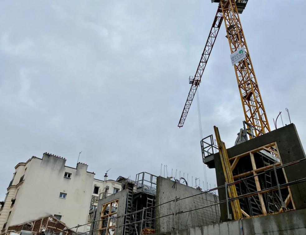 La construction de logements a baissé en 2020 et la tendance s'annonce pire