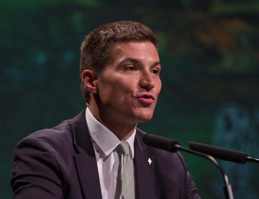 David Valence président du Conseil d'orientation des infrastructures