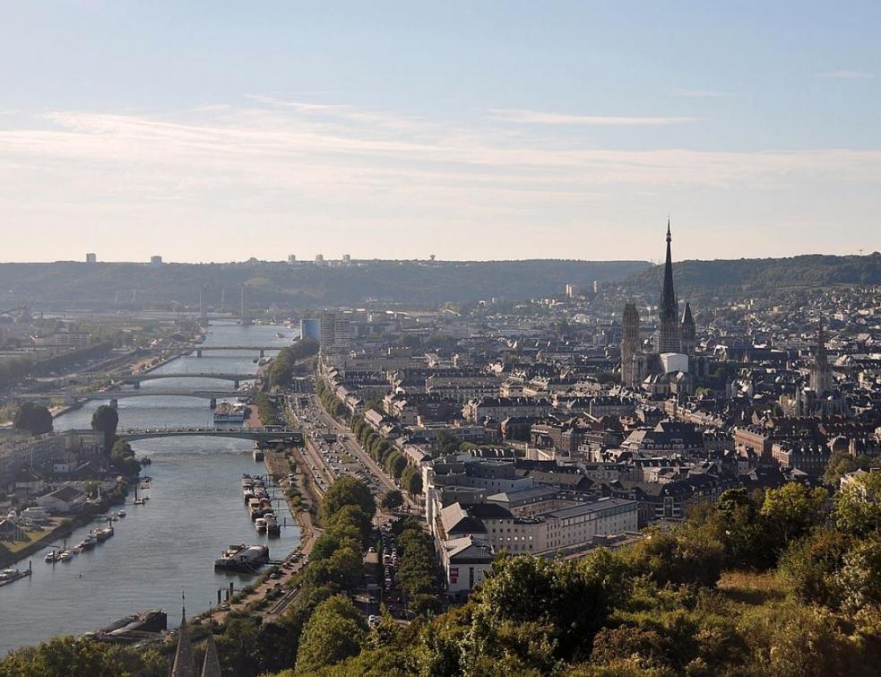 Contournement de Rouen: région et département veulent payer à la place de la métropole