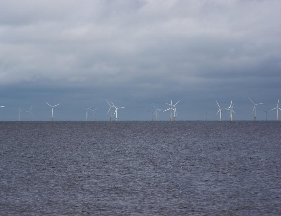 Lancement de la construction du parc éolien en mer du Calvados