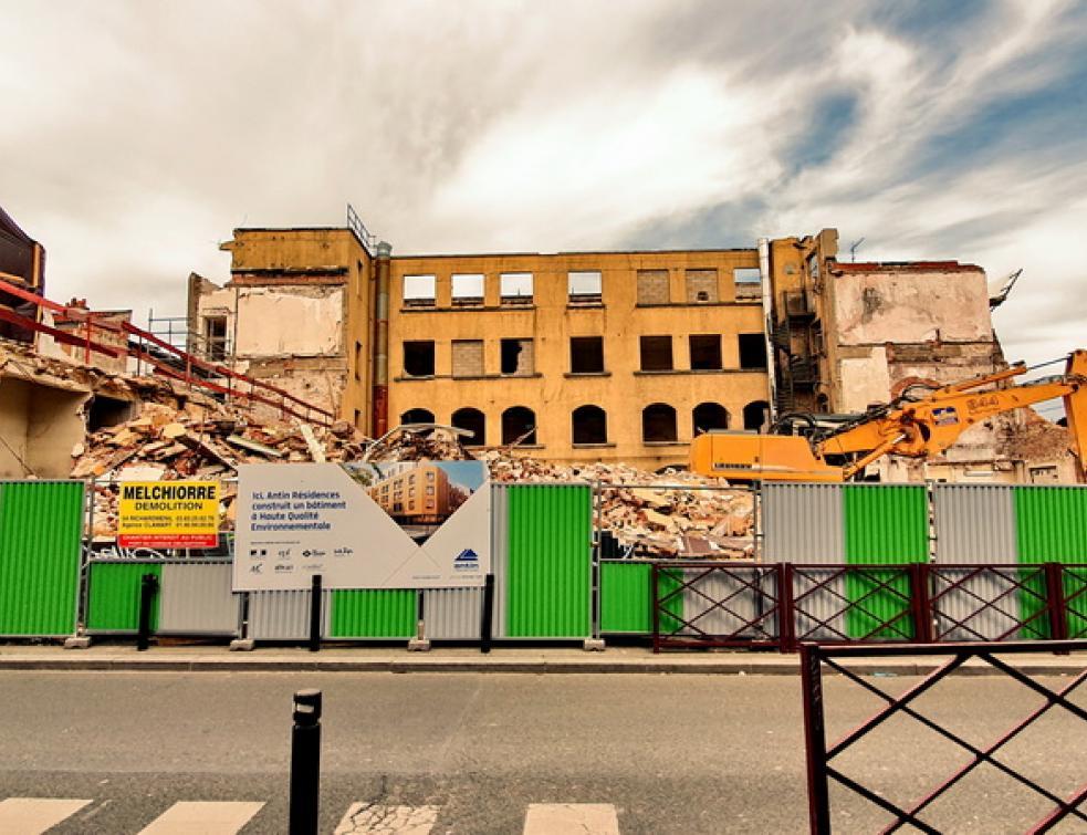 Construction neuve : une crise structurelle qui a commencé avant la pandémie de la Covid-19