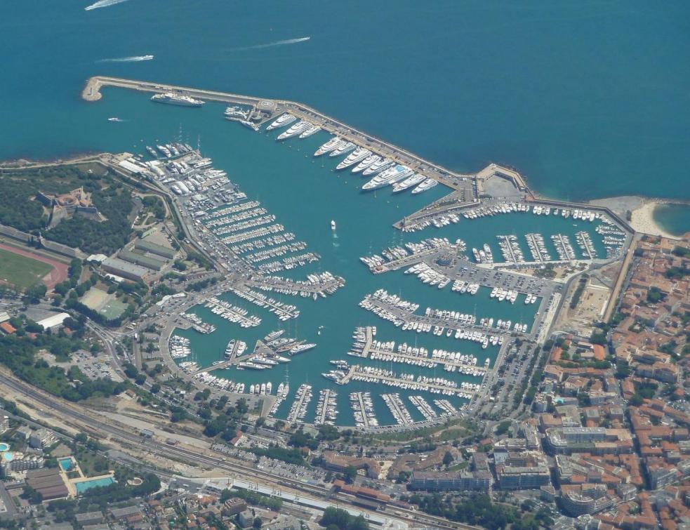 Antibes: enquête préliminaire visant le port Vauban après un signalement d'Anticor