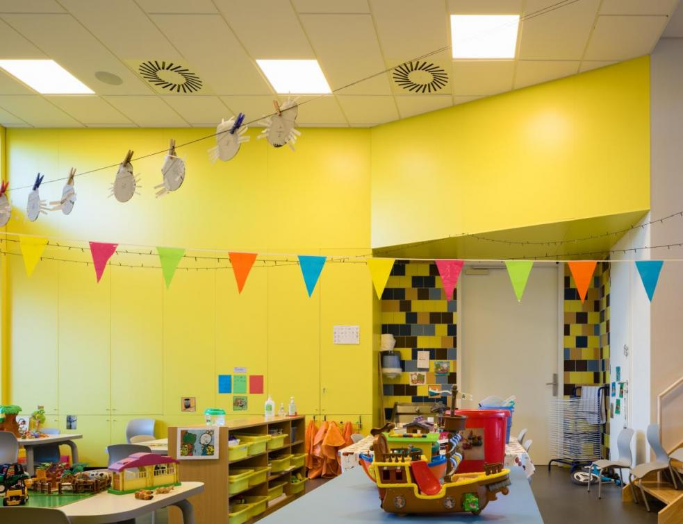 Print Acoustics   :  Ecole Primaire SUD  Stasegem – Harelbeke