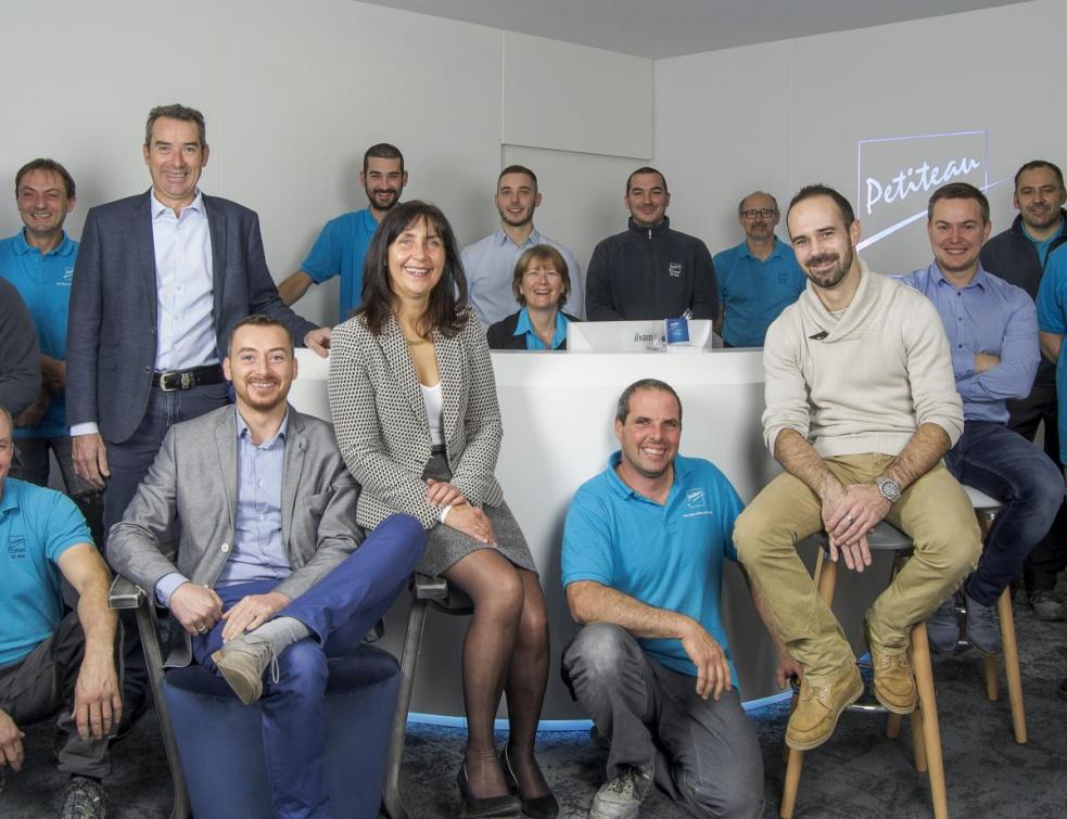 Christine Petiteau : l'ascension pas à pas d'une dirigeante d'entreprise
