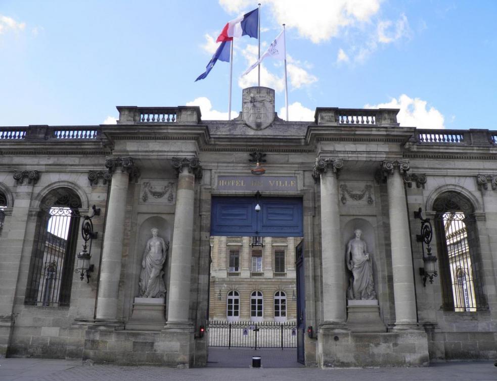 Bordeaux inaugure sa première micro-forêt destinée à