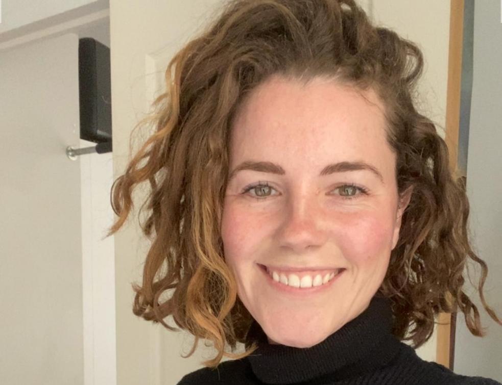 Audrey Le Moullec : quand une infirmière devient carreleuse