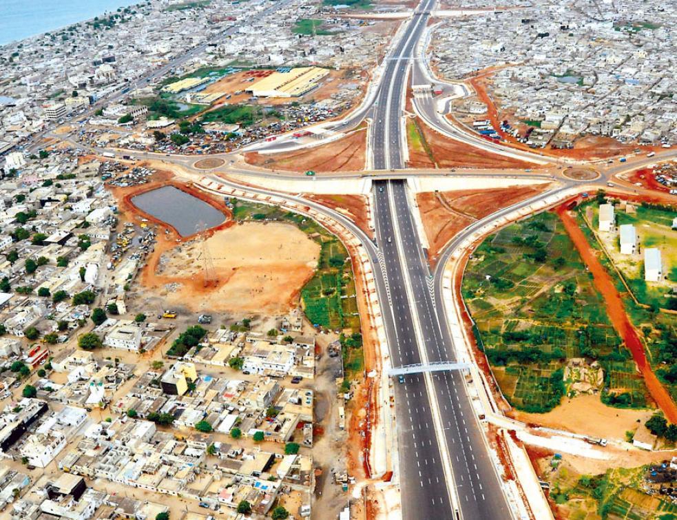 L'Etat sénégalais annonce un nouvel accord autoroutier avec le Français Eiffage