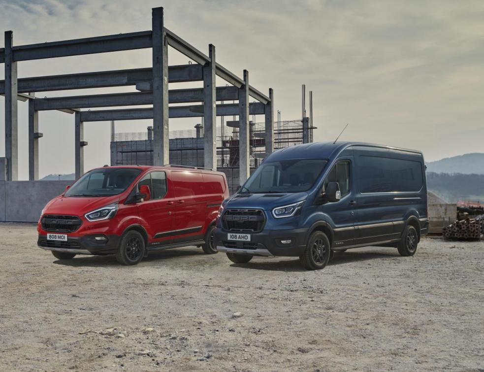 Ford Transit : des fourgons passe-partout version Premium