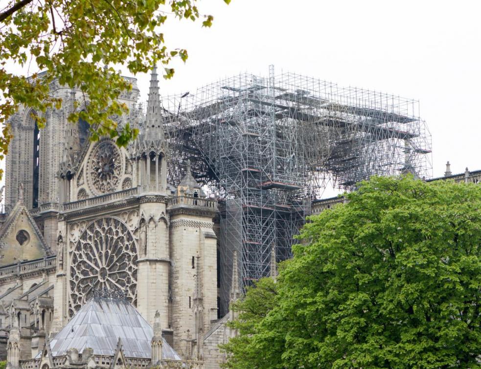Notre-Dame: souscription suffisante et réouverture prévue en 2024