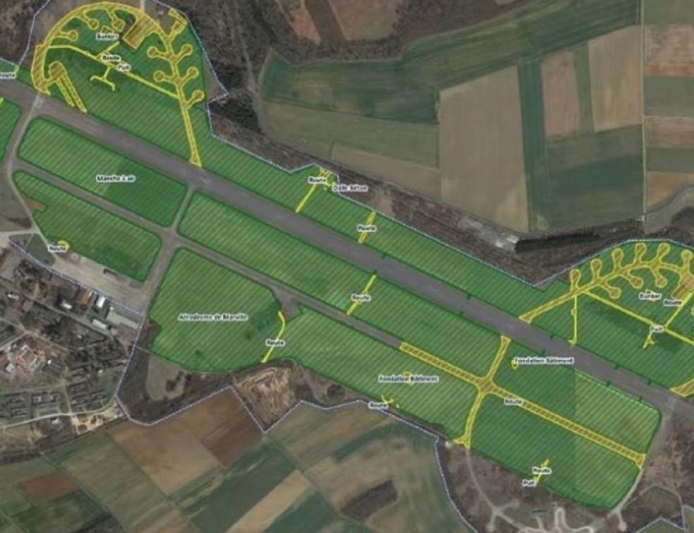 Meuse: la 2e plus grande centrale photovoltaïque de France voit le jour
