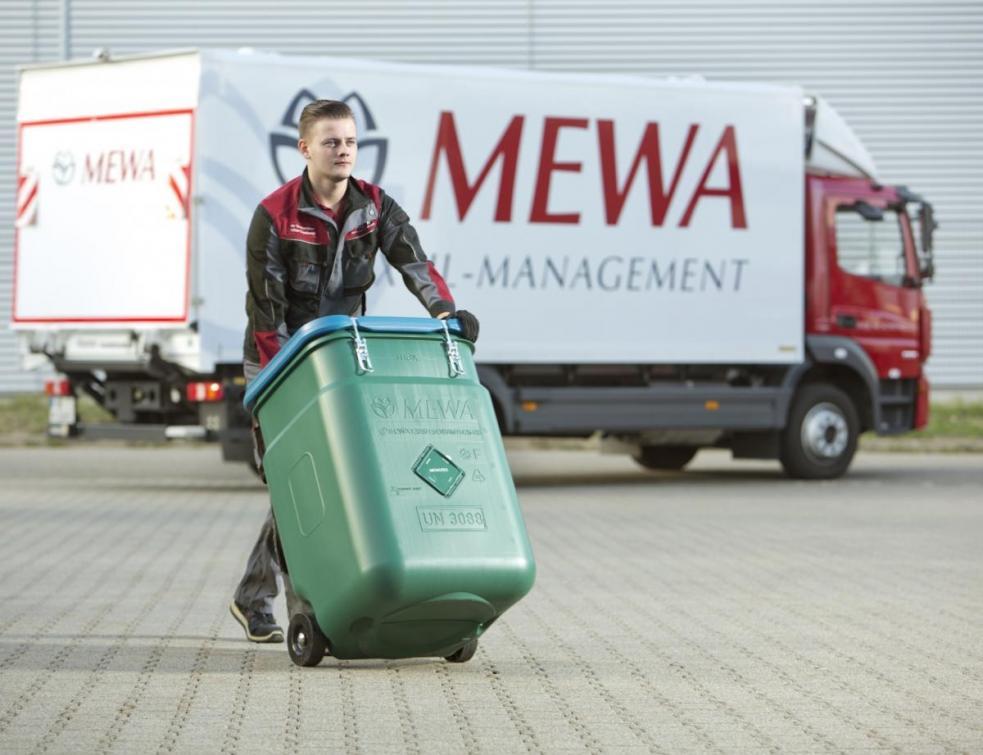MEWA acquiert l'entreprise RS Kunststoff