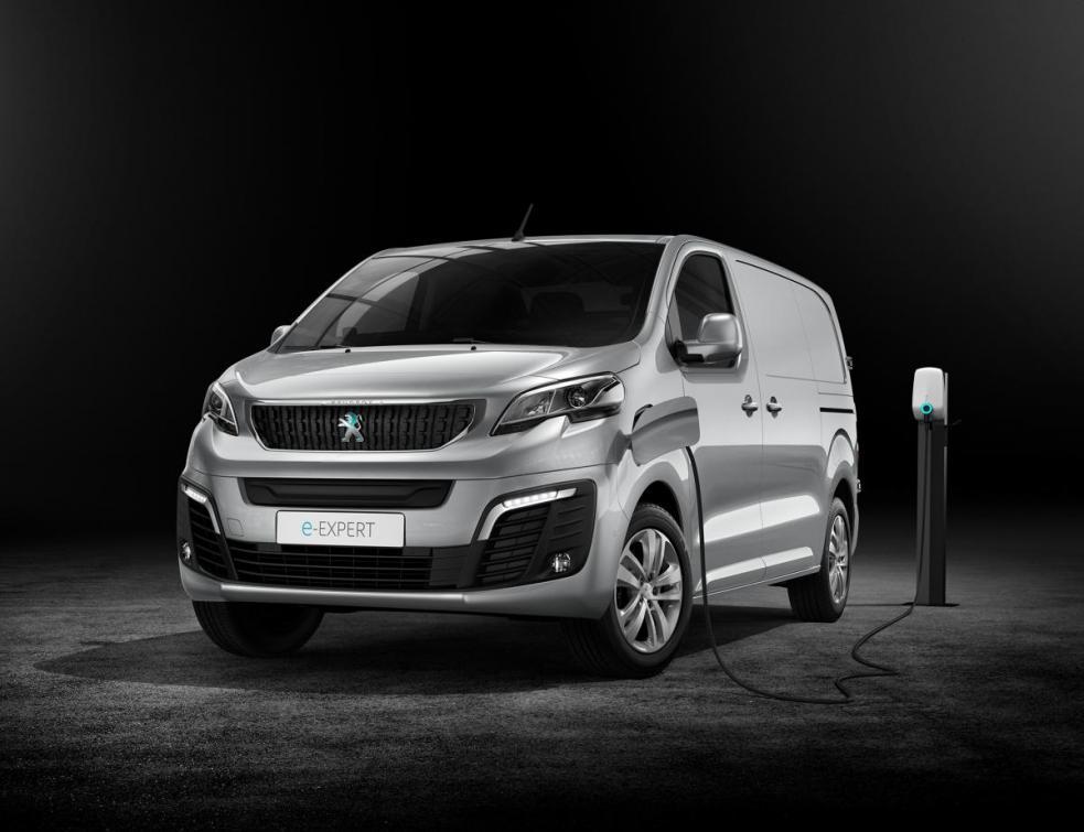 Peugeot e-Expert : un utilitaire électrique polyvalent…