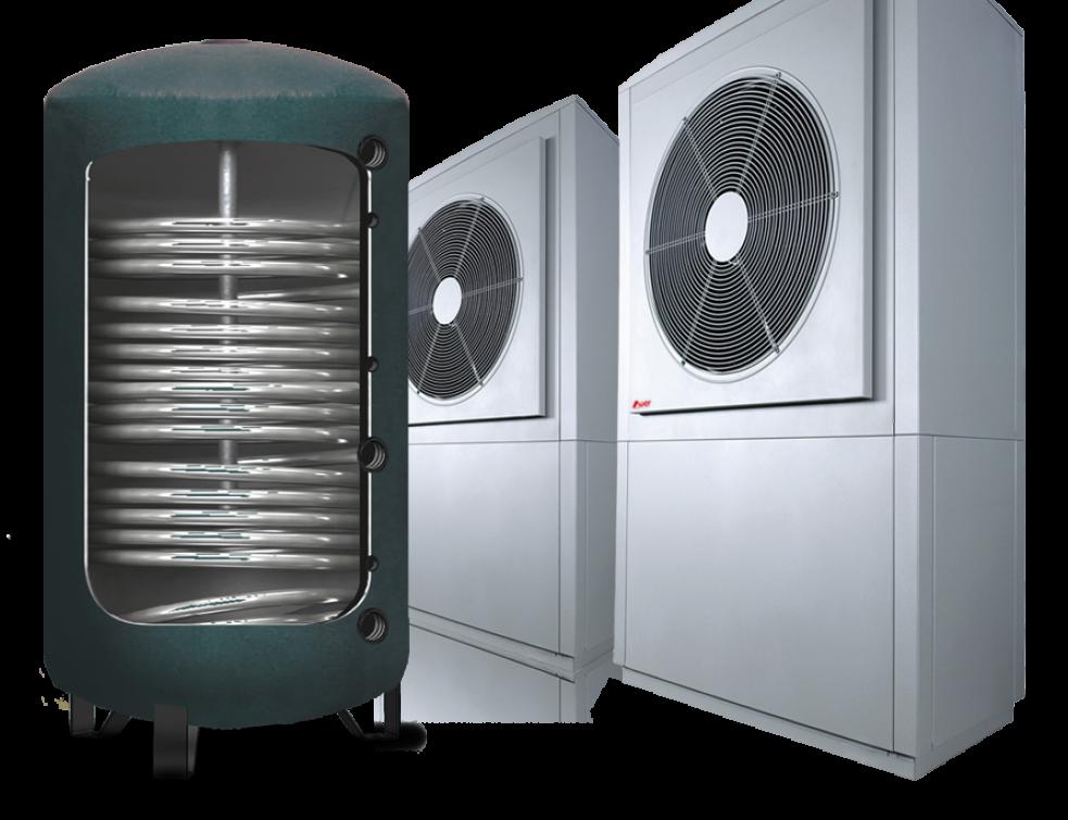 Pompes à chaleur pour la production d'ECS en logements collectifs neufs : les solutions classiques