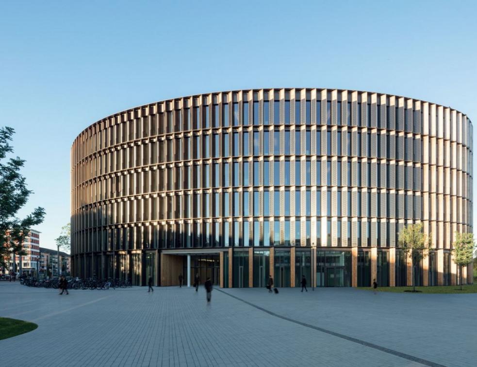 A quoi ressemble un bâtiment de bureaux à énergie quasi-nulle ?