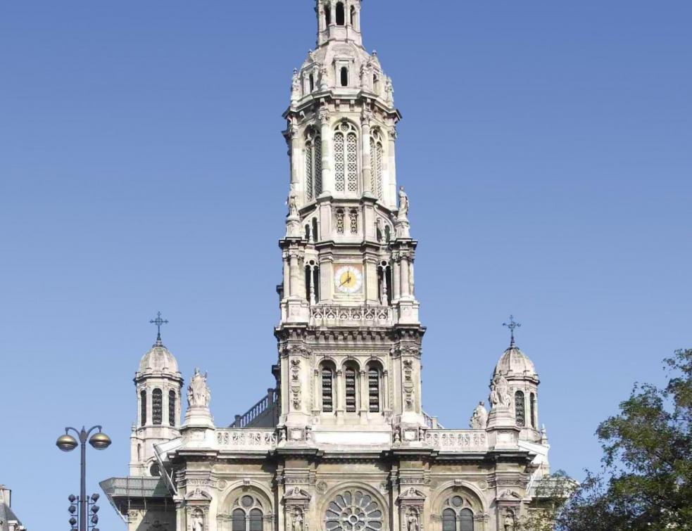 Eglise de la Trinité: Paris lance le plus gros chantier de restauration de son patrimoine