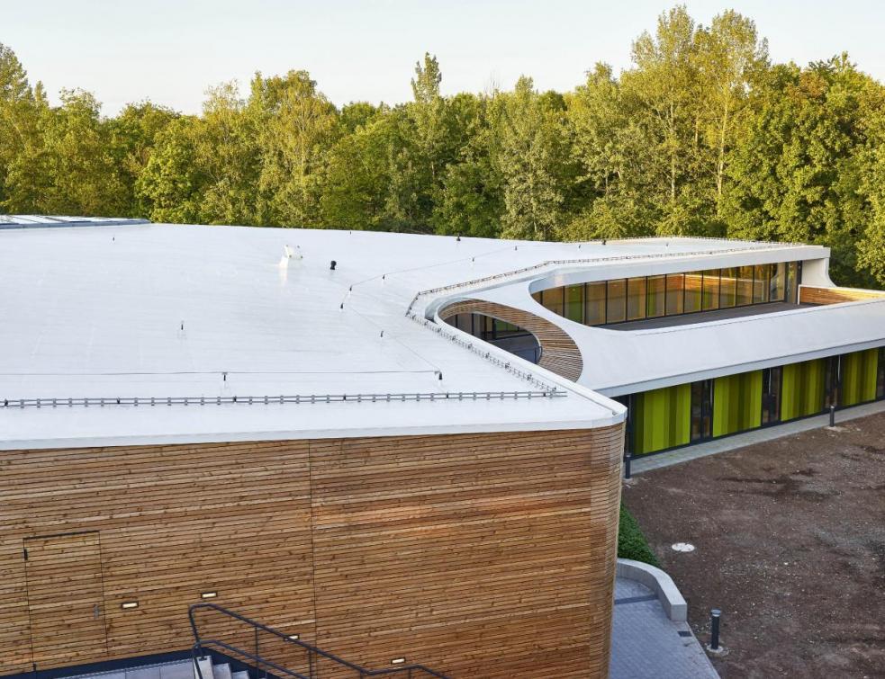 FLATLINE, nouvel acteur français sur le marché de l'étanchéité des toitures-terrasses