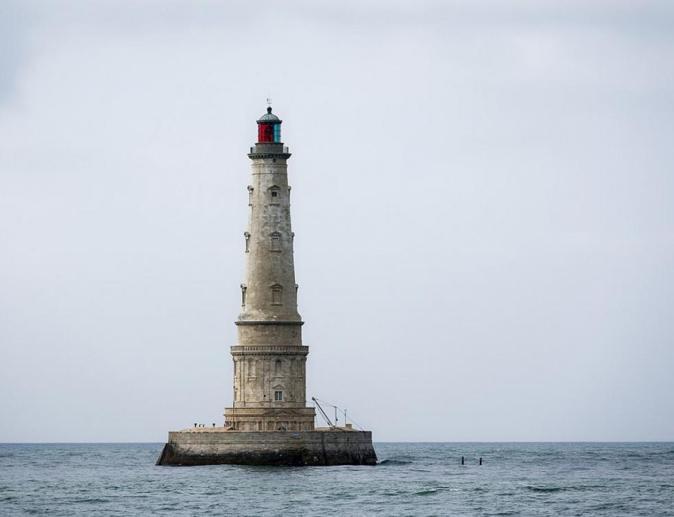 Le phare de Cordouan inscrit au patrimoine mondial de l'Unesco