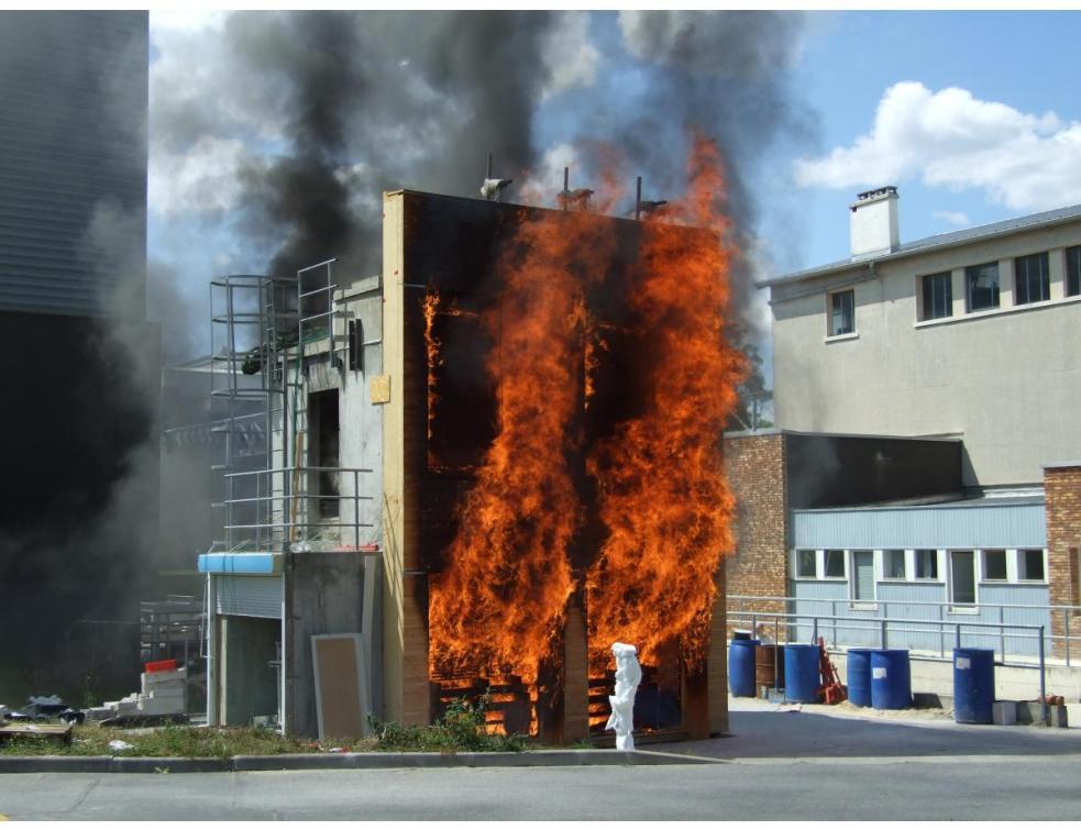 Réglementation incendie de la construction biosourcée : la filière sous le choc