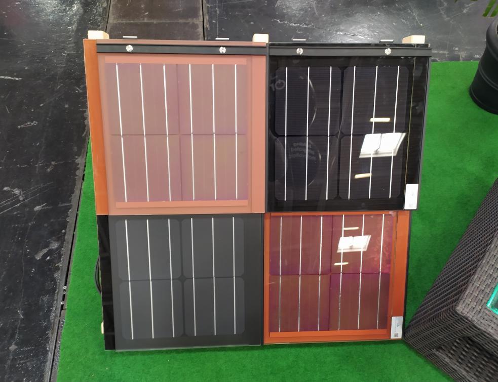 Intersolar : les diverses solutions de tuiles photovoltaïques
