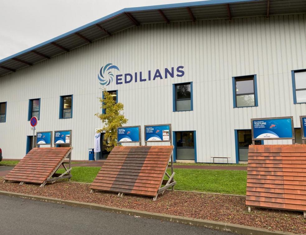 Edilians modernise ses usines de tuiles dans un contexte conjoncturel tourmenté